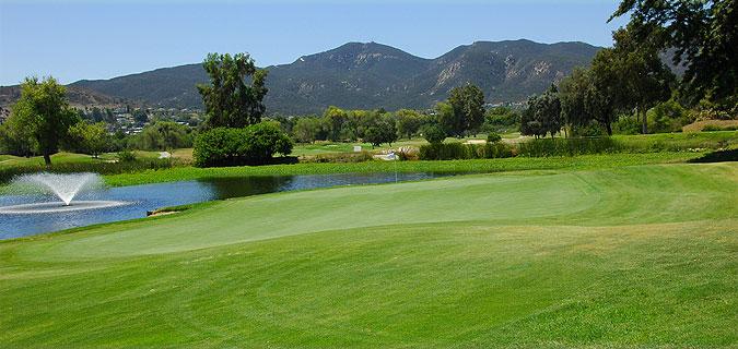 carlton oaks golf club california golf course review. Black Bedroom Furniture Sets. Home Design Ideas